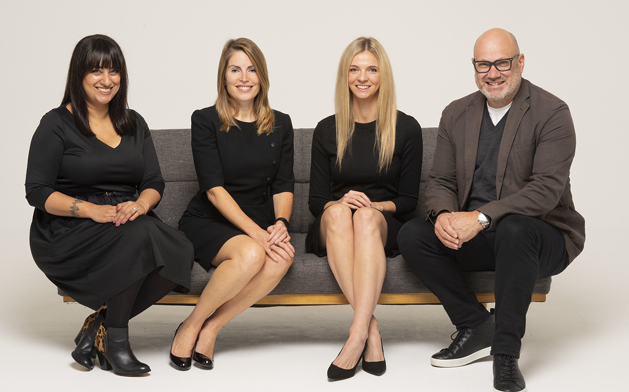 The Magenta Associates senior management team