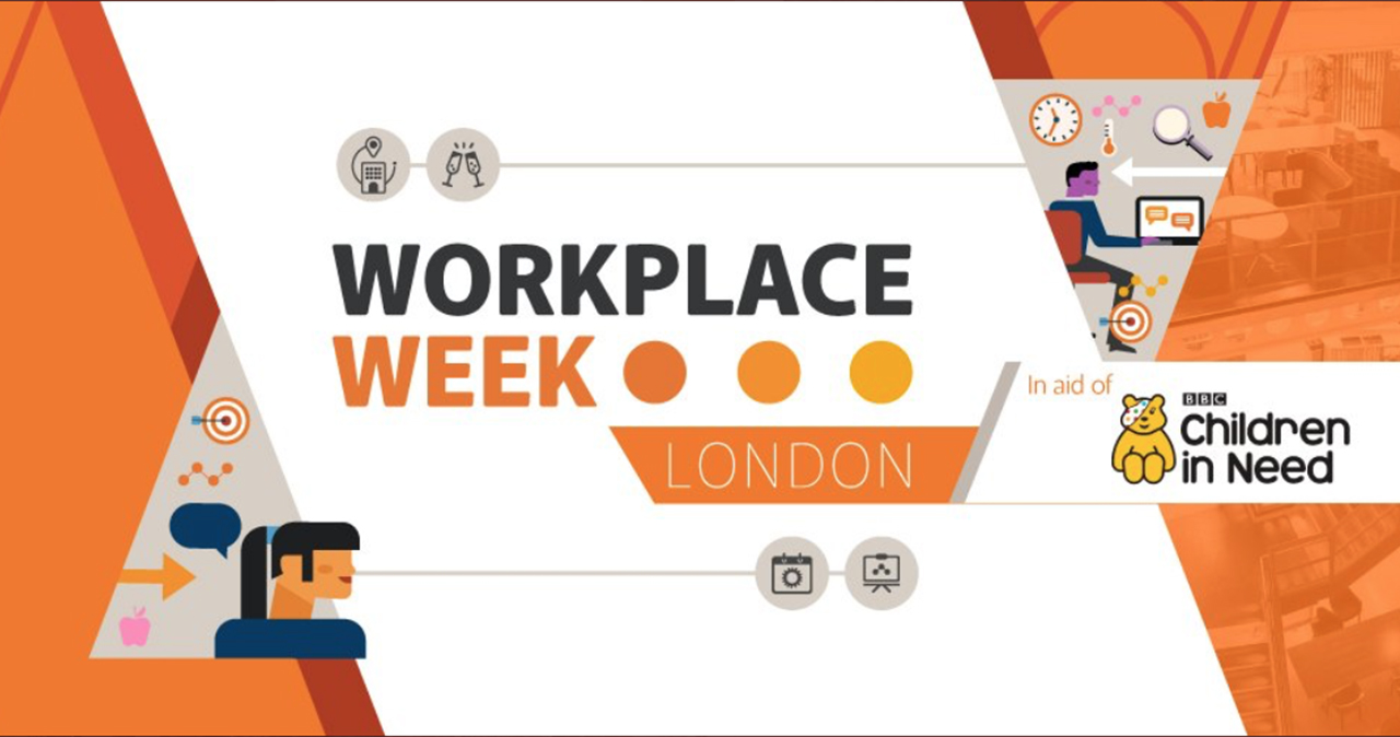 Logo of Workplace Week London 2019