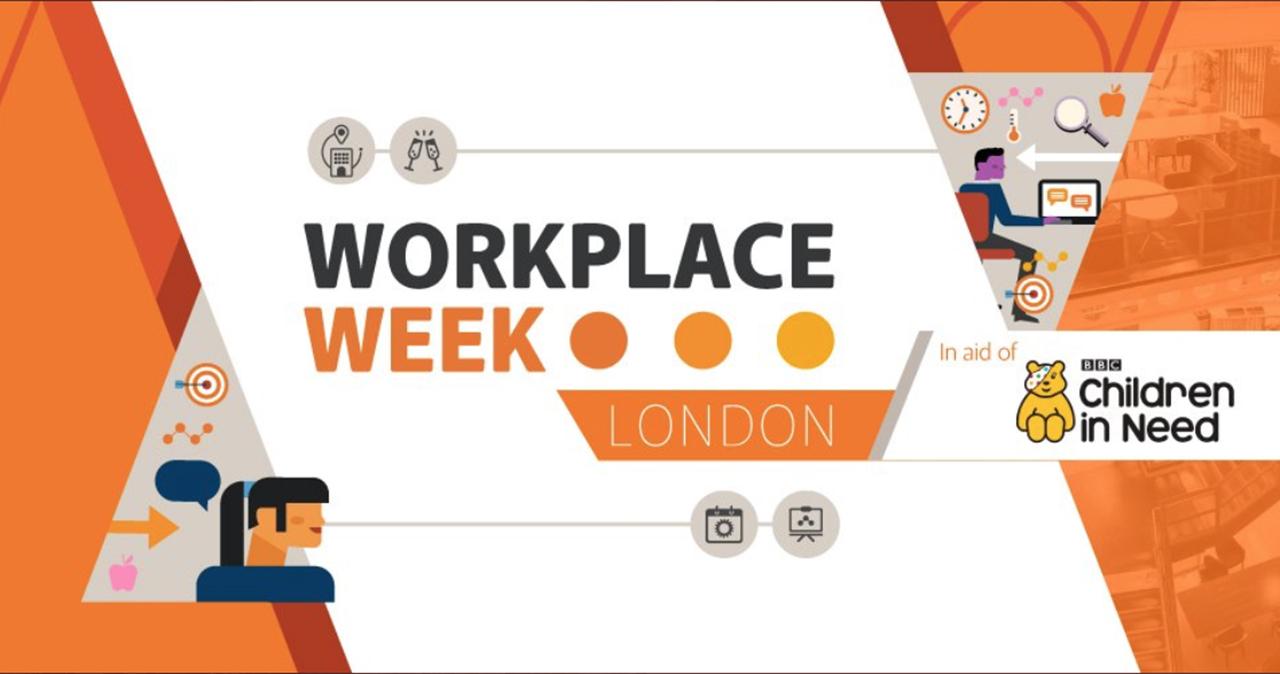 Logo of Workplace Week London 2019