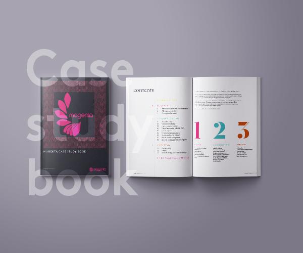 Magenta case study book 2021